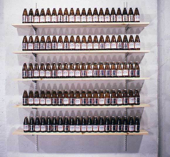99 Bottles Of Metal