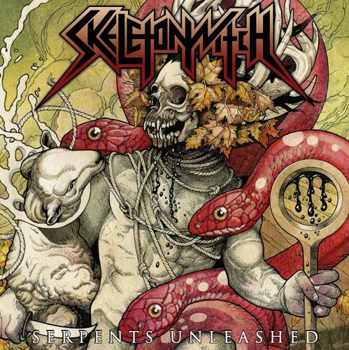"REVIEW: Skeletonwitch ""Serpents Unleashed""/Brooklyn Brewery Fire and Ice"