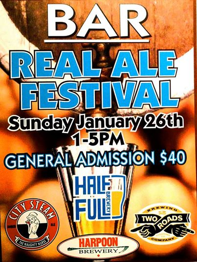 Get Real, Get Ready For The CT Real Ale Festival