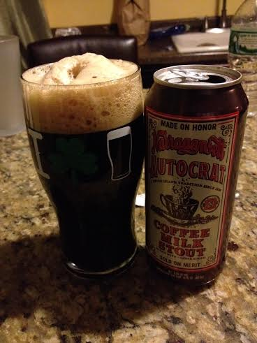 REVIEW: Against Me! Transgender Dysphoria Blues/Narragansett Autocrat Stout