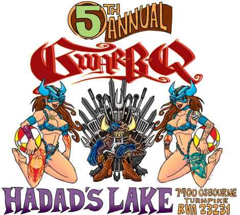 Beer On The Gwar-bie: 5th Annual Gwar-B-Q Heats Up