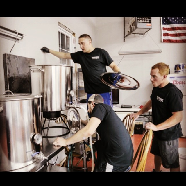 Within The Brewin': Within The Ruins' Joe Cocchi OpensBrewery