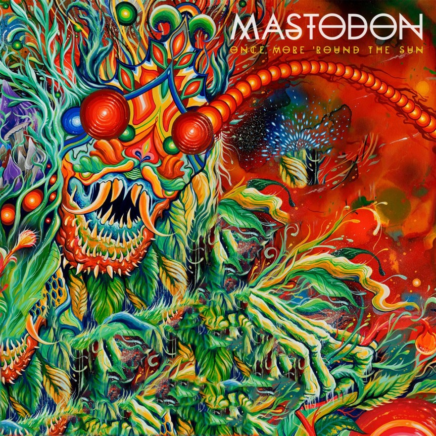 REVIEW: Mastodon Once More 'Round The Sun/Capt. Lawrence SleepytimeSaison
